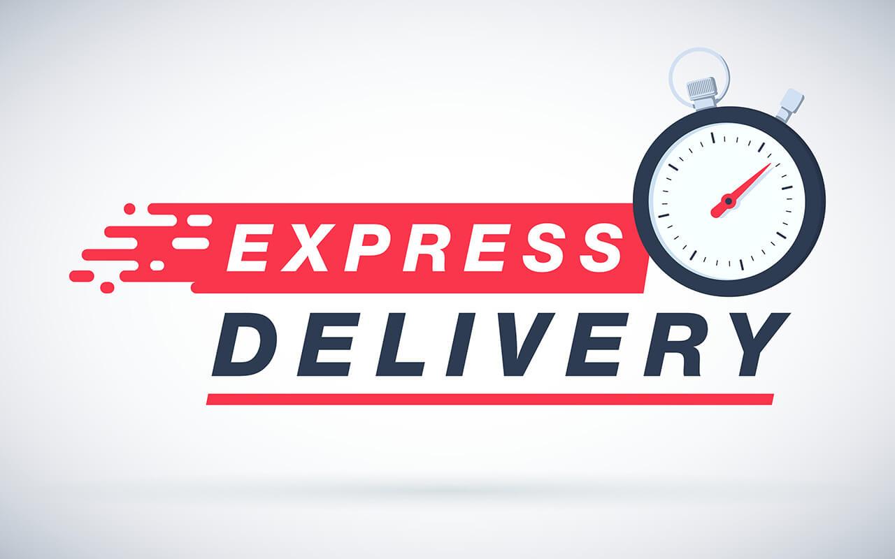 Textildruck Express Delivery